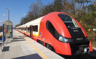 Pociągiem SKM Warszawa na plażę w Nieporęcie