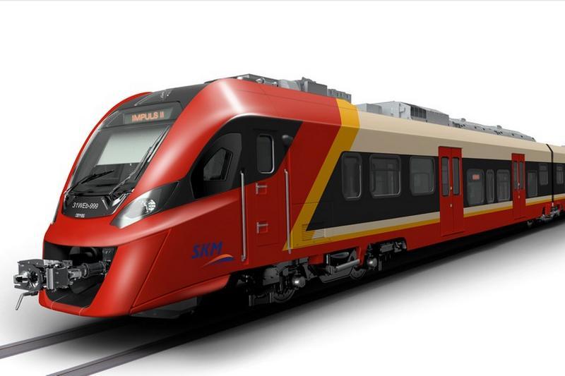 KE zatwierdziła finansowanie nowych pociągów dla SKM Warszawa