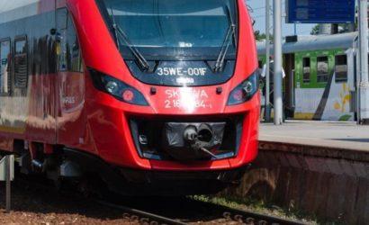 Wspólna kampania informacyjna regionalnych przewoźników kolejowych