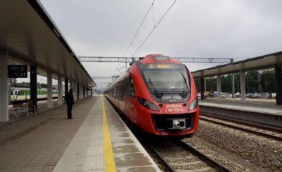 Zmiany w kursowaniu pociągów na linii otwockiej