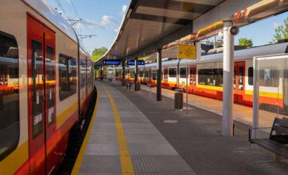 Zmiana rozkładu jazdy pociągów SKM Warszawa od 14 czerwca
