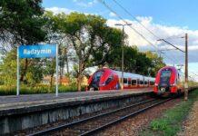 Pociągi SKM Warszawa linii S3 wracają na linię średnicową
