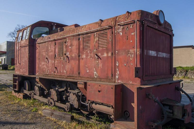 Średzka Kolej Powiatowa zbiera na remont lokomotywy Lyd2-63