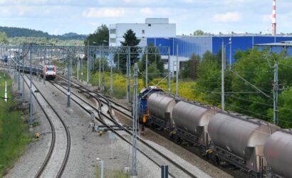 Ponad 20,7 mln ton ładunków przewieziono koleją w lipcu