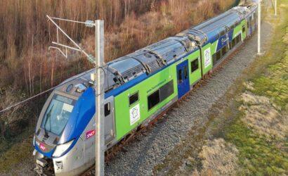 SNCF testuje autonomiczny pociąg