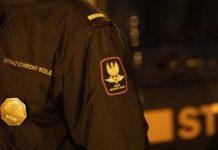 Funkcjonariusze SOK zatrzymali mężczyznę, który zakłócił działanie semaforów