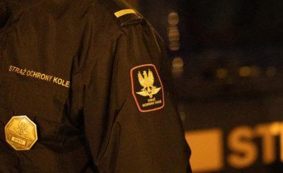SOK zatrzymała agresywnego mężczyznę w Kielcach