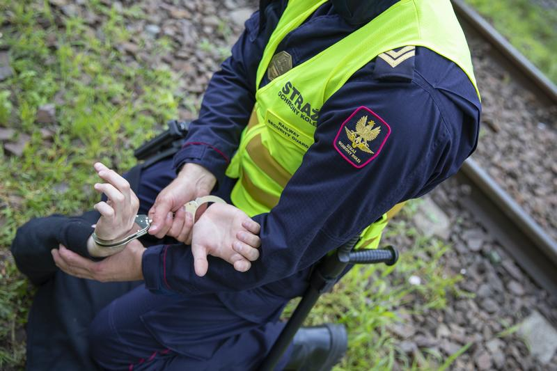 Funkcjonariusz SOK zatrzymał pijanego kierowcę