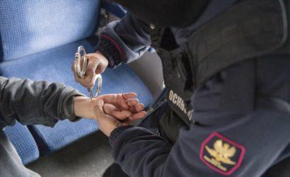 Funkcjonariusze SOK zatrzymali damskiego boksera