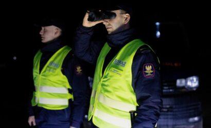Funkcjonariusze SOKzatrzymali złodzieja urządzeń sygnalizacji przejazdowej