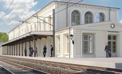 Jak przyszłość czeka dworzec Sosnowiec Maczki ?