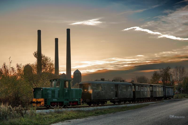 Od 17 października będzie można odbyć niezwykłą podróż Srebrnym Pociągiem