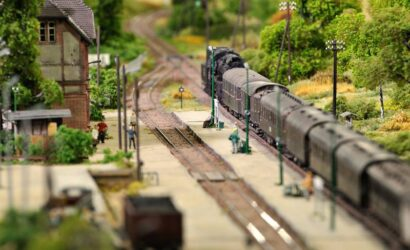 Świat kolei w miniaturze. Niezwykła wystawa w Stacji Muzeum