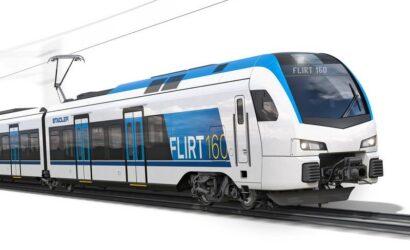 Stadler dostarczy 22 pociągi FLIRT na Półwysep Iberyjski