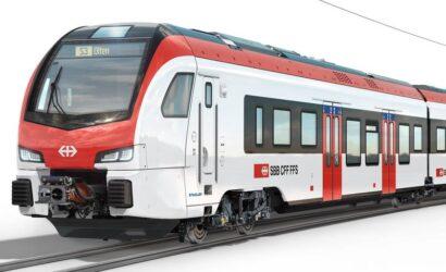 Stadler wygrywa przetarg na dostawę do 510 pociągów FLIRT dla SBB