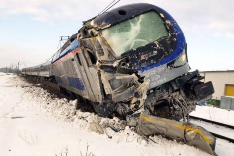 Uszkodzona SU160-009 nadal stoi w Grajewie