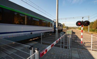 Sprawozdanie UTK ze stanu bezpieczeństwa ruchu kolejowego