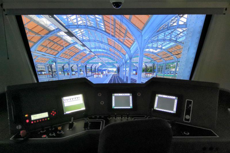 DB Cargo Polska S.A. zaprasza do mobilnego symulatora lokomotywy