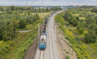 Zakończyły się prace torowe na linii łączącej Bytom z Gliwicami