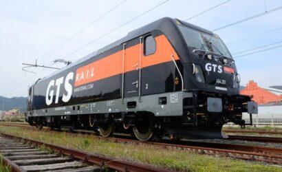 Bombardier dostarczy GTS Rail trzy kolejne lokomotywy TRAXX