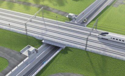 Strabag wybuduje tunel pod linią Łódź – Koluszki