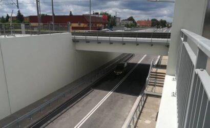 W Rawiczu kolejowe wiadukty zwiększyły bezpieczeństwo