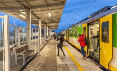 Od 8 lutego między Warką a Dobieszynem pociągi pojadą nowym torem