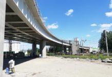Sokółka: stumetrowy wiadukt już nad torami