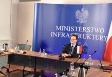 Minister Bittel rozmawiał o rozwoju konkurencyjnego transportu kolejowego w UE