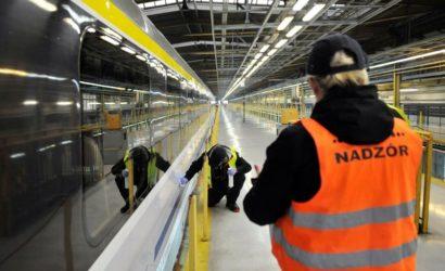 350 więźniów będzie sprzątać pociągi PKP Intercity