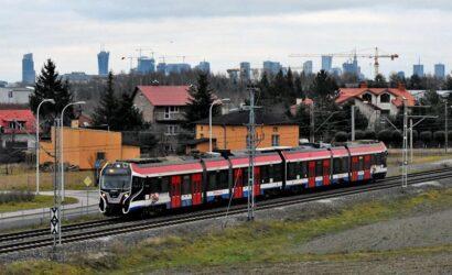 Weekendowe utrudnienia w kursowaniu pociągów WKD
