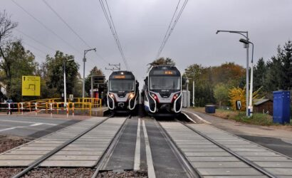 WKD podsumowała 2020 r. Przewiozła tylko 4,6 mln pasażerów