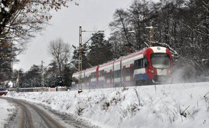 Utrudnienia w kursowaniu pociągów na linii WKD