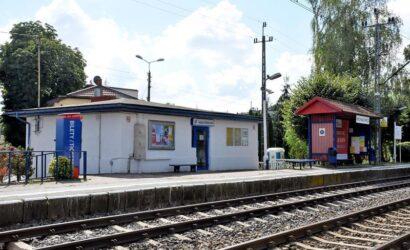 Kasa biletowa WKD w Michałowicach otwarta dla pasażerów