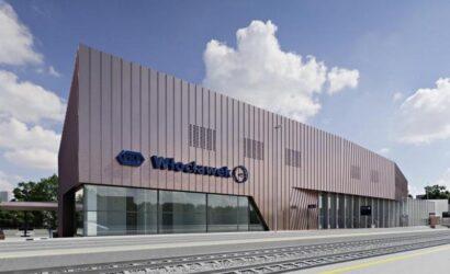 Budimex za 25,67 mln zł wybuduje nowy dworzec we Włocławku [WIZUALIZACJE]