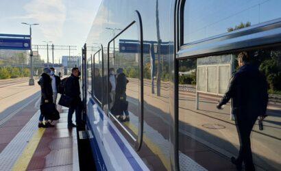 Tygodniowe zmiany w kursowaniu pociągów przez Warszawę