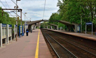 Jest umowa na projekt nowych przystanków na linii średnicowej