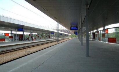 Warszawa: działania Policji wstrzymały ruch pociągów na linii średnicowej