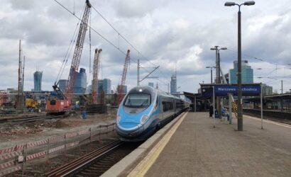 Przebudowa Warszawy Zachodniej okiem pasażera [GALERIA]