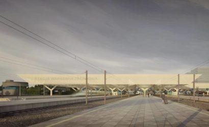 Rozpoczyna się budowa nowoczesnej Warszawy Zachodniej