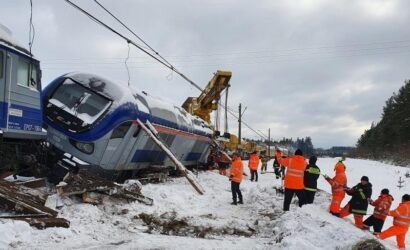 Pociągi wróciły na linię Ełk – Białystok