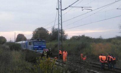 Tragiczny wypadek na przejeździe między Piotrkowem Tryb. a Koluszkami