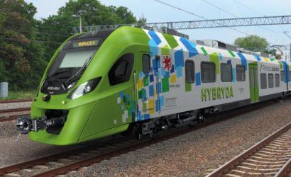 Zachodniopomorskie podpisało umowę na dostawę pociągów hybrydowych