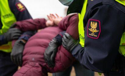 Kierowca pod wpływem narkotyków zatrzymany przez SOK