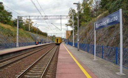 PLK zelektryfikowały odcinek Węgliniec – Zgorzelec